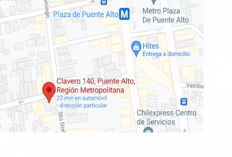 Oportunidad de Inversión de terreno  en Plaza de Puente Alto