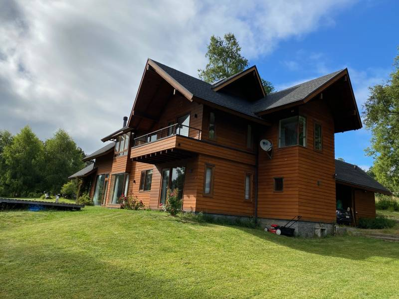 Venta de Casa en Villarrica/Pucón/4D 3B (5 mil m2)