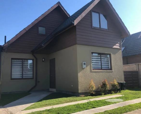 Arriendo Casa en Condominio Hacienda las Cruces, Los Ángeles