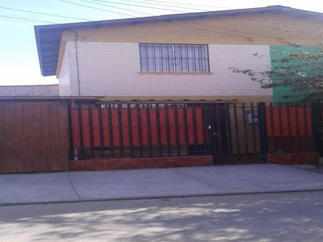 CASA 2 PISOS, 3 DOR/1 BAÑO, 76 M2 CONSTRUIDO, V.TALINAY