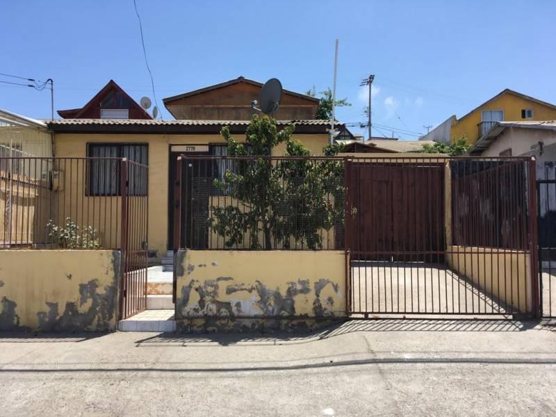 CASA 1 PISO CONST. 65 M2, TERRENO DE 128 M2, 2 DOR/1 BAÑO