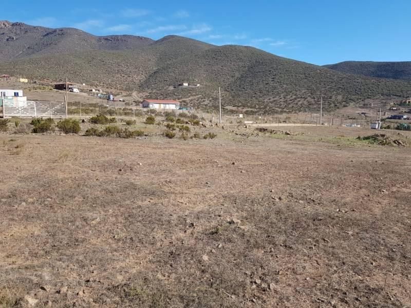 PARCELA DE 5.000 M2 SECTOR EL ROMERO, CON AGUA Y LUZ.
