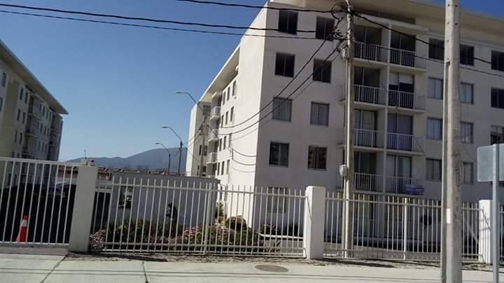 Depto. 3º piso, 3D/1B, 50 m2 con estacionamiento.