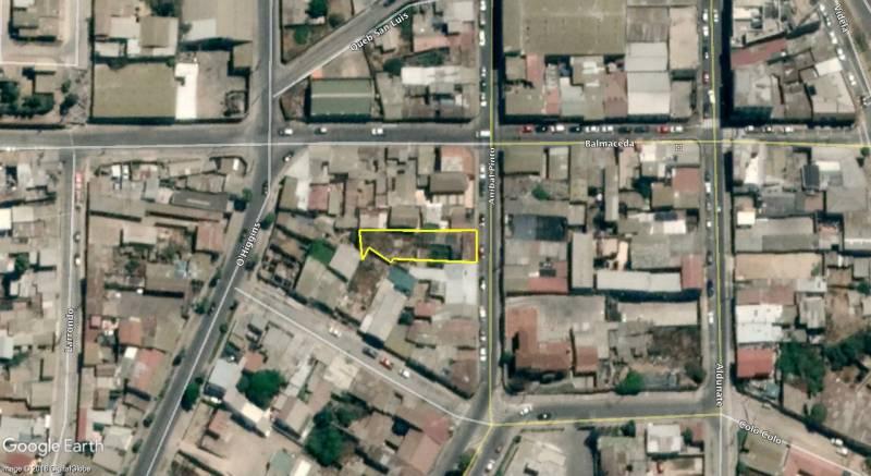 SITIO 379 M2, EN EL CENTRO DE COQUIMBO, PARA USO COMERCIAL