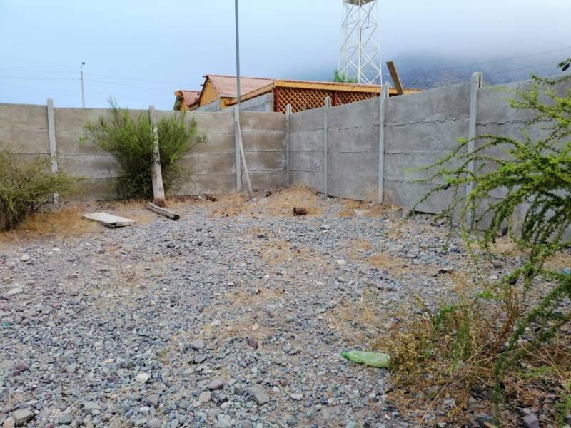 TERRENO DE 314M2 CON FACTIBILIDAD DE AGUA Y LUZ, LA CAMPANA