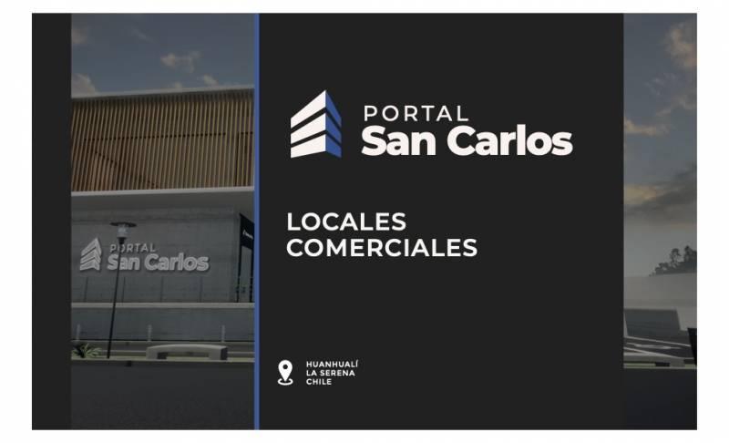 Locales comerciales a pasos del Mall La Serena.