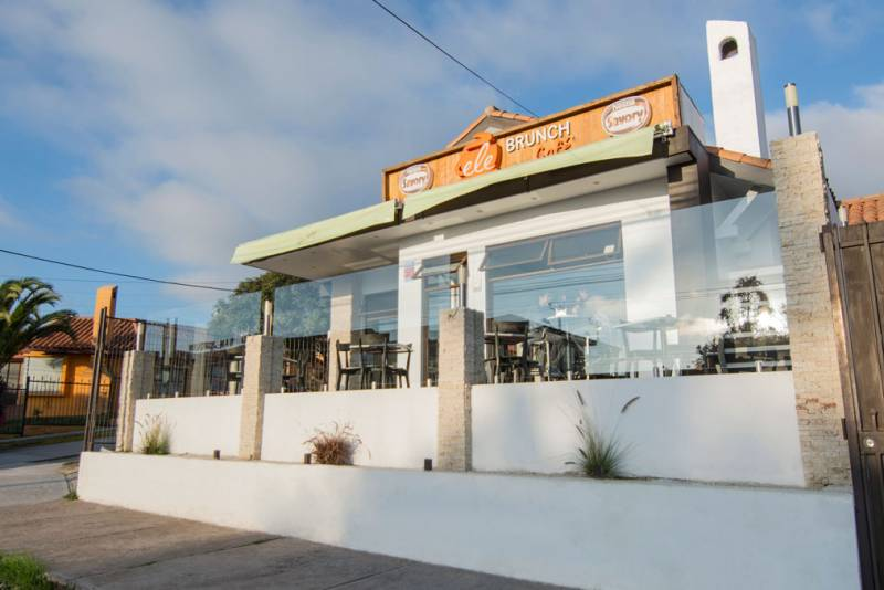 CAFETERIA EN VENTA, SECTOR SAN JOAQUIN