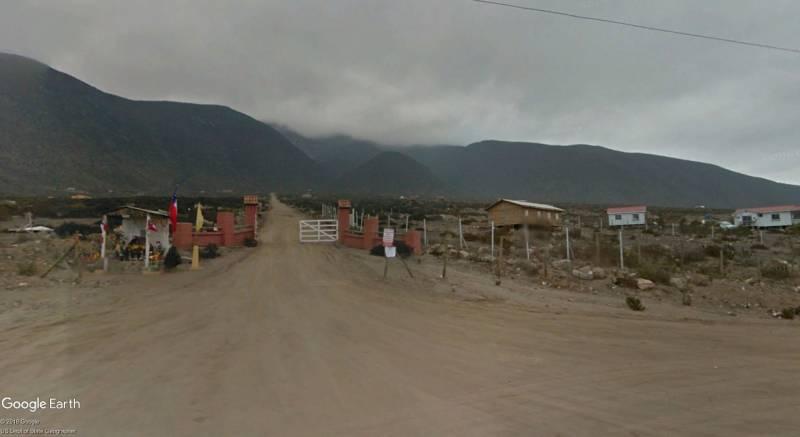 TERRENO DE 5.000 M2 , SECTOR EL ARRAYAN, SERENA NORTE.