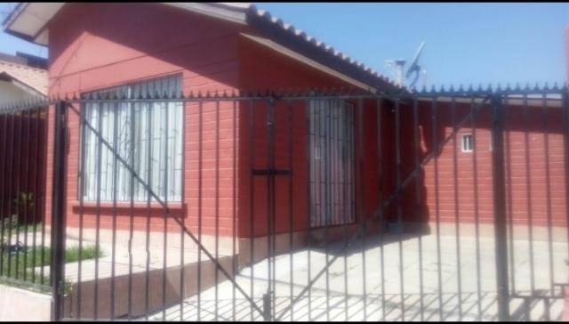 CASA UN PISO 3 DOR/1 BAÑO, EL MILAGRO, LA SERENA