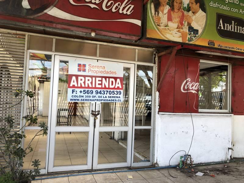LOCAL COMERCIAL, BALMACEDA CON CUATRO ESQUINAS, LA SERENA