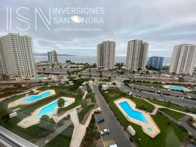 Marina Horizonte1, 2 dormitorios amoblado