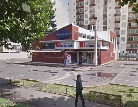 ARRIENDO COMERCIAL ALEMANIA - TEMUCO 513 M2