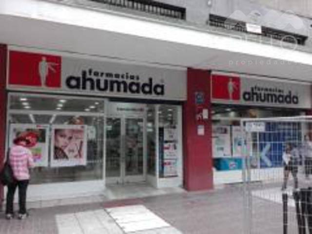 ARRIENDO COMERCIAL PASEO AHUMADA 173 M2