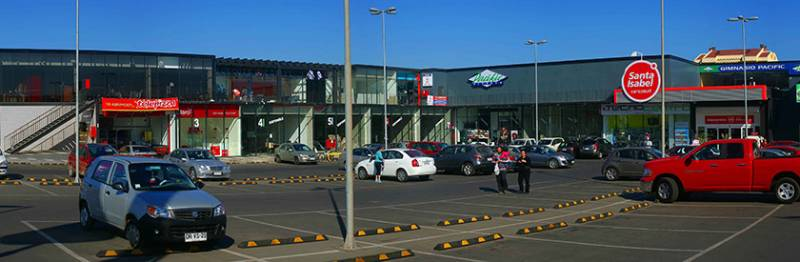 ARRIENDO LOCAL STRIP CENTER LA SERENA