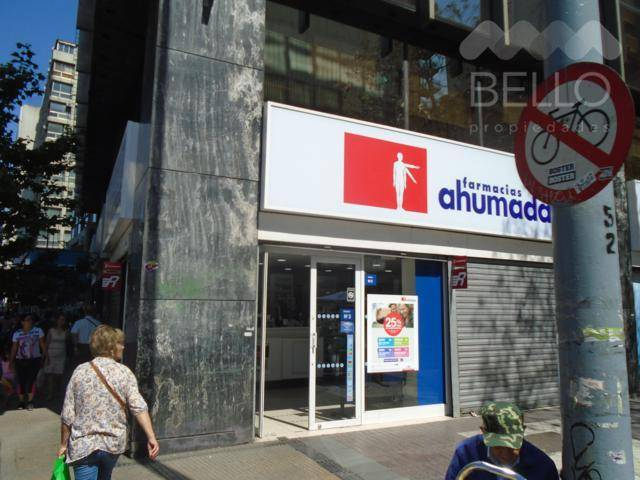 ARRIENDO COMERCIAL SANTIAGO CENTRO 67 M2