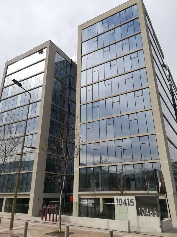 Arriendo Oficinas Nuevas en Distrito Estoril, Las Condes