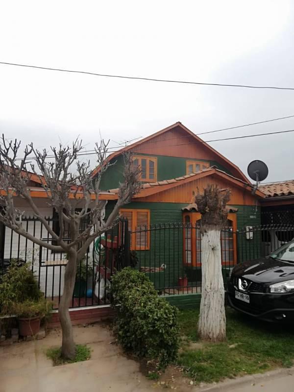 HERMOSA CASA EN CIUDAD SATÉLITE DE MAIPÚ