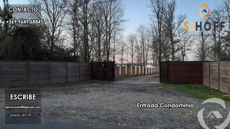 SE VENDEN PARCELAS EN CONDOMINIO PRIVADO, CHILLÁN - PINTO