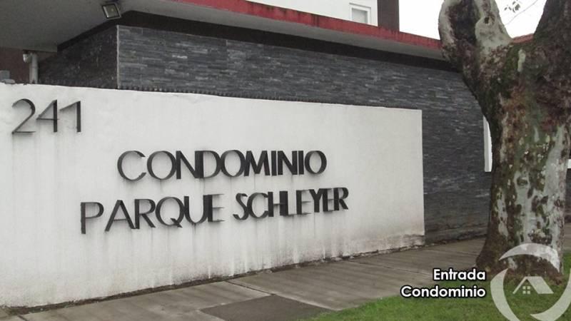 SE VENDE DEPARTAMENTO EN CONDOMINIO PARQUE SCHLEYER