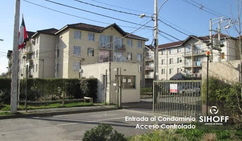 SE ARRIENDA DEPARTAMENTO EN CONDOMINIO CAMINO NUEVO, CHILLÀN