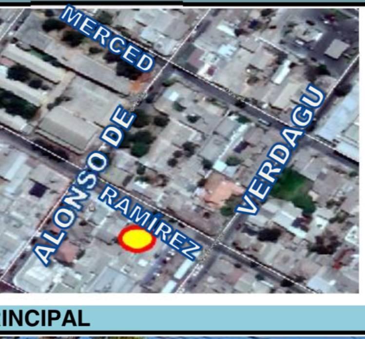 OFICINAS CENTRALES EN LA CIUDAD DE VALLENAR