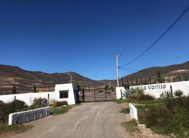 TERRENO DE 5.000MT2 UBICADO FRENTE AERODROMO LA FLORIDA