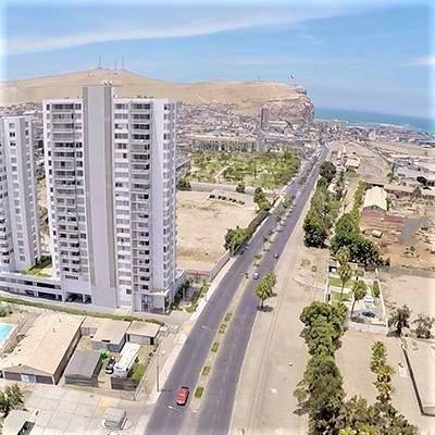 ARRIENDO DEPARTAMENTO AMOBLADO EN ARICA CITY CENTER