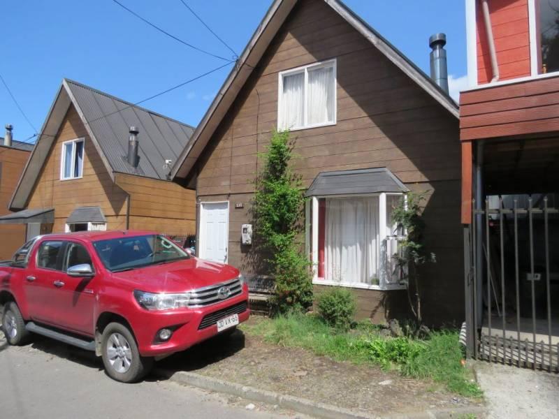 Casa en Villa Pichilafquen Villarrica precio rebajado