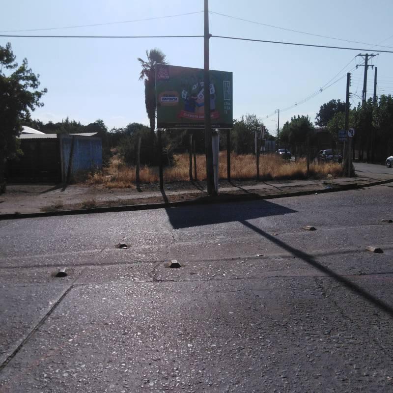 SITIO UBICADO EN CALLE RENGO CON BRASIL, DE 1.784 MT2