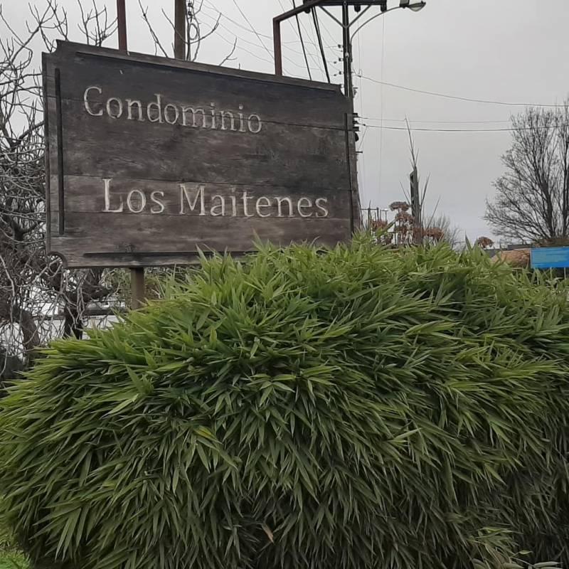 PARCELA DE 1000 M2 EN CONDOMINIO LOS MAITENES LOS ANGELES