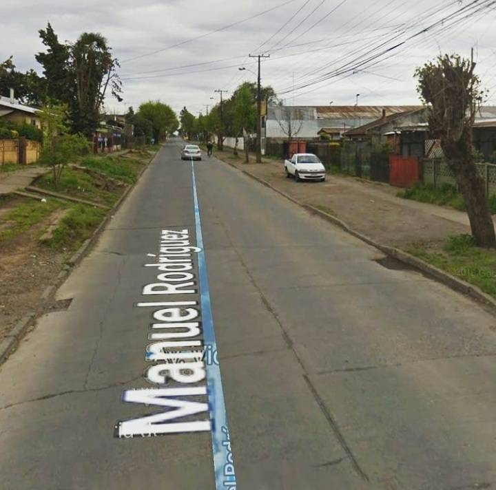 Terreno urbano en Manuel Rodriguez