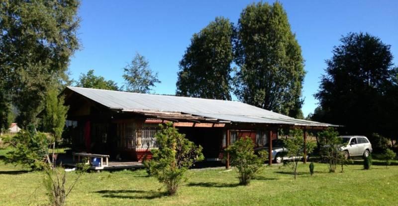 Casa Semi Amoblada en Parcela Villarrica