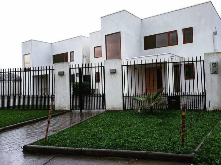 Casas mediterraneas en pueblito XXI Gabriela Mistral