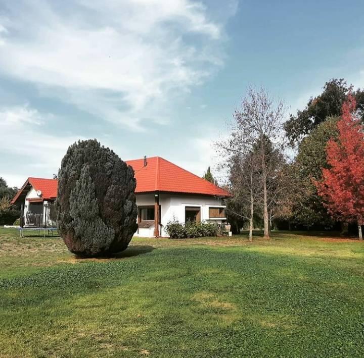 Casa en parcela con vista al Club de Golf 7 Rios