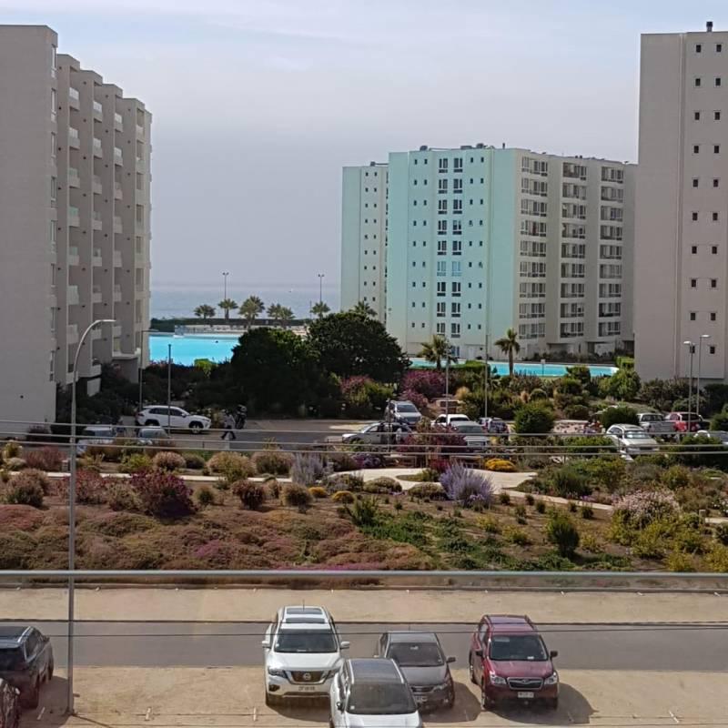 Departamento vista a la playa