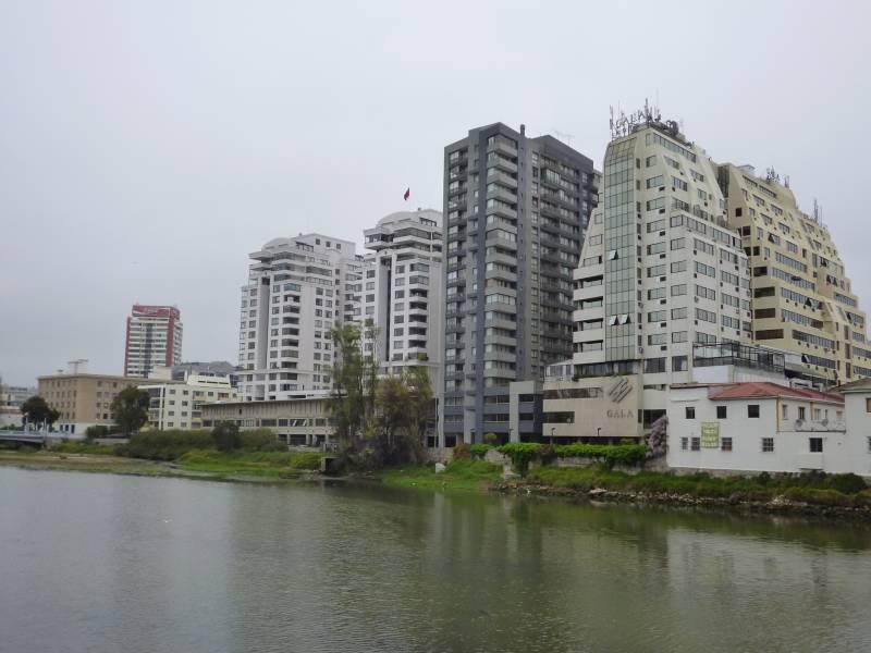 CENTRO DE VIÑA, 2 DORM, 1 BAÑOS, AMOBLADO