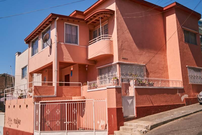Valparaiso | Casa 2 pisos, 4 dormitorios