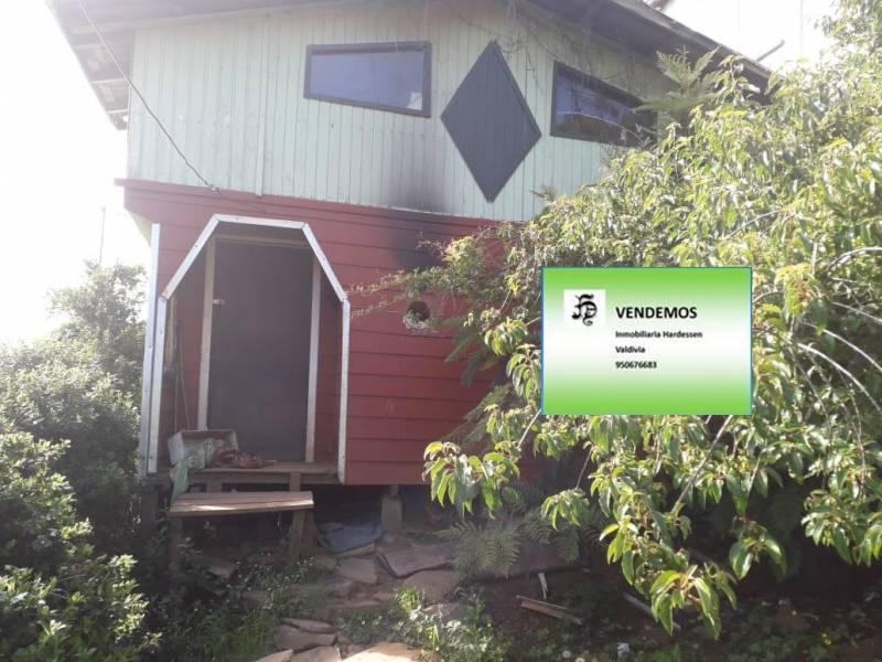 VENDEMOS CABAÑA EN SAN IGNACIO COSTA VALDIVIANA.