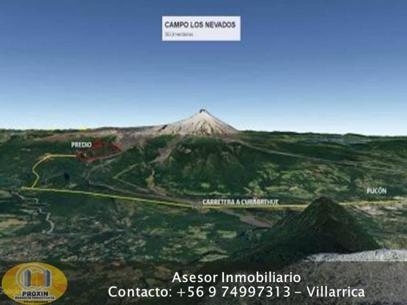 241,3 HECTAREAS CAMPO EN PUCON CHILE