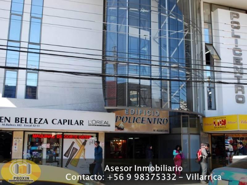 GRAN OPORTUNIDAD DE INVERSIÓN: LOCAL  POLICENTRO DE TEMUCO