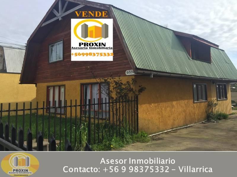 OPORTUNIDAD, AMPLIA CASA SECTOR PONIENTE DE TEMUCO