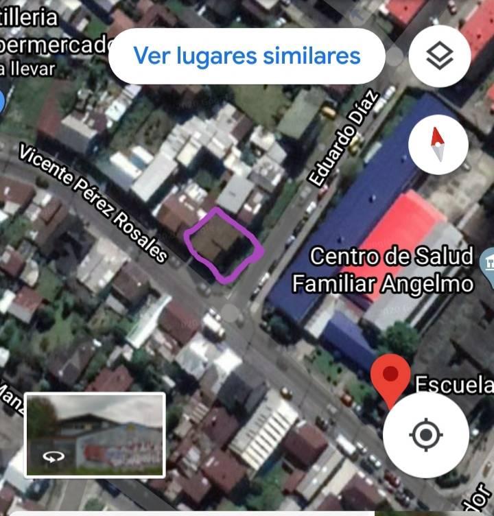 CASA ESQUINA CERCA CENTRO PUERTO MONTT
