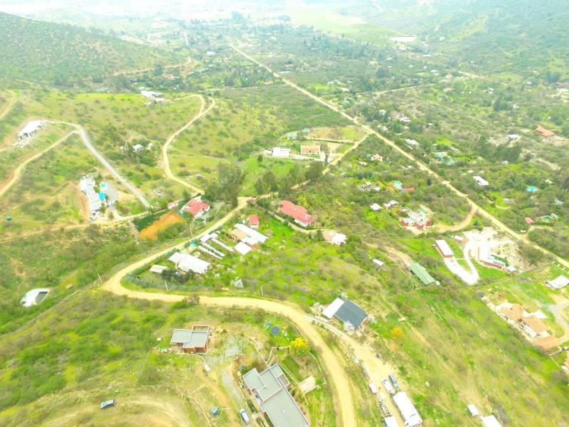 Vendo terreno en La Aurora de Curacavi