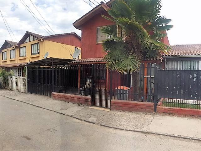 AMPLIA Y FUNCIONAL CASA PARQUE VERSALLES, MAIPU