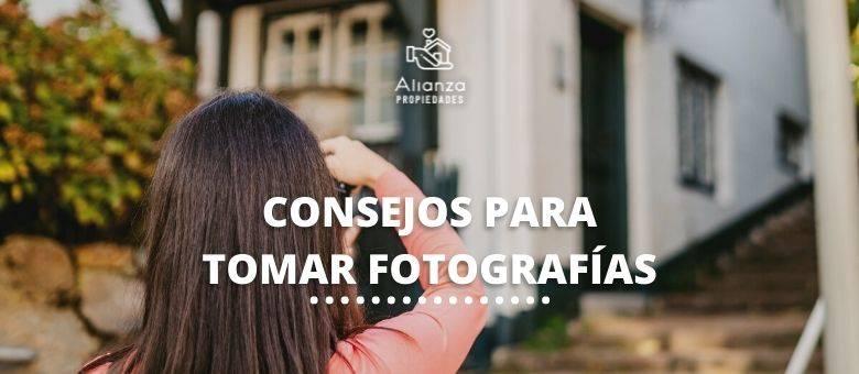 Consejos Para Tomar Fotografías.