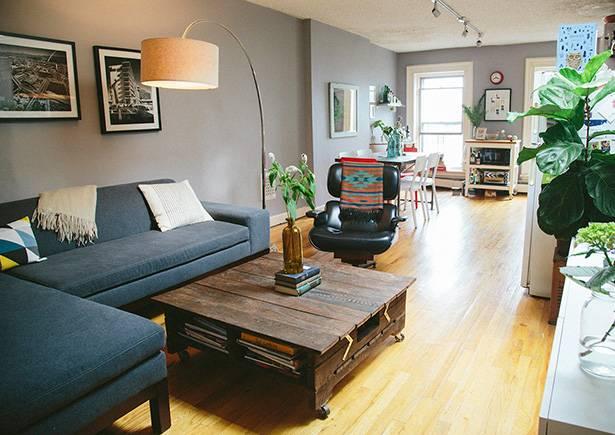 Cómo decorar un departamento pequeño
