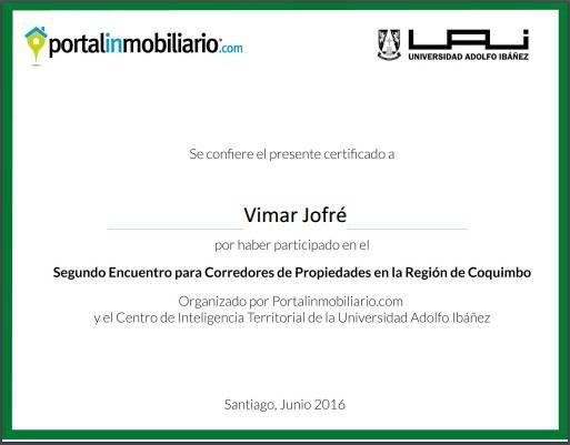 Segundo Encuentro de Corredores de Propiedades Región de Coquimbo, Portalinmobiliario