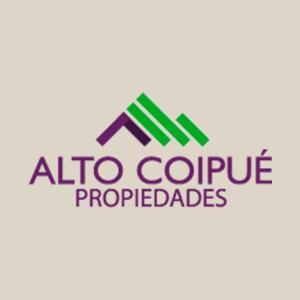 CORREDORA DE PROPIEDADES ALTO COIPUÉ