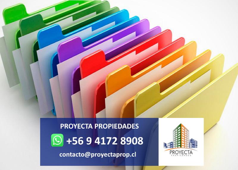 Documentos para vender una propiedad