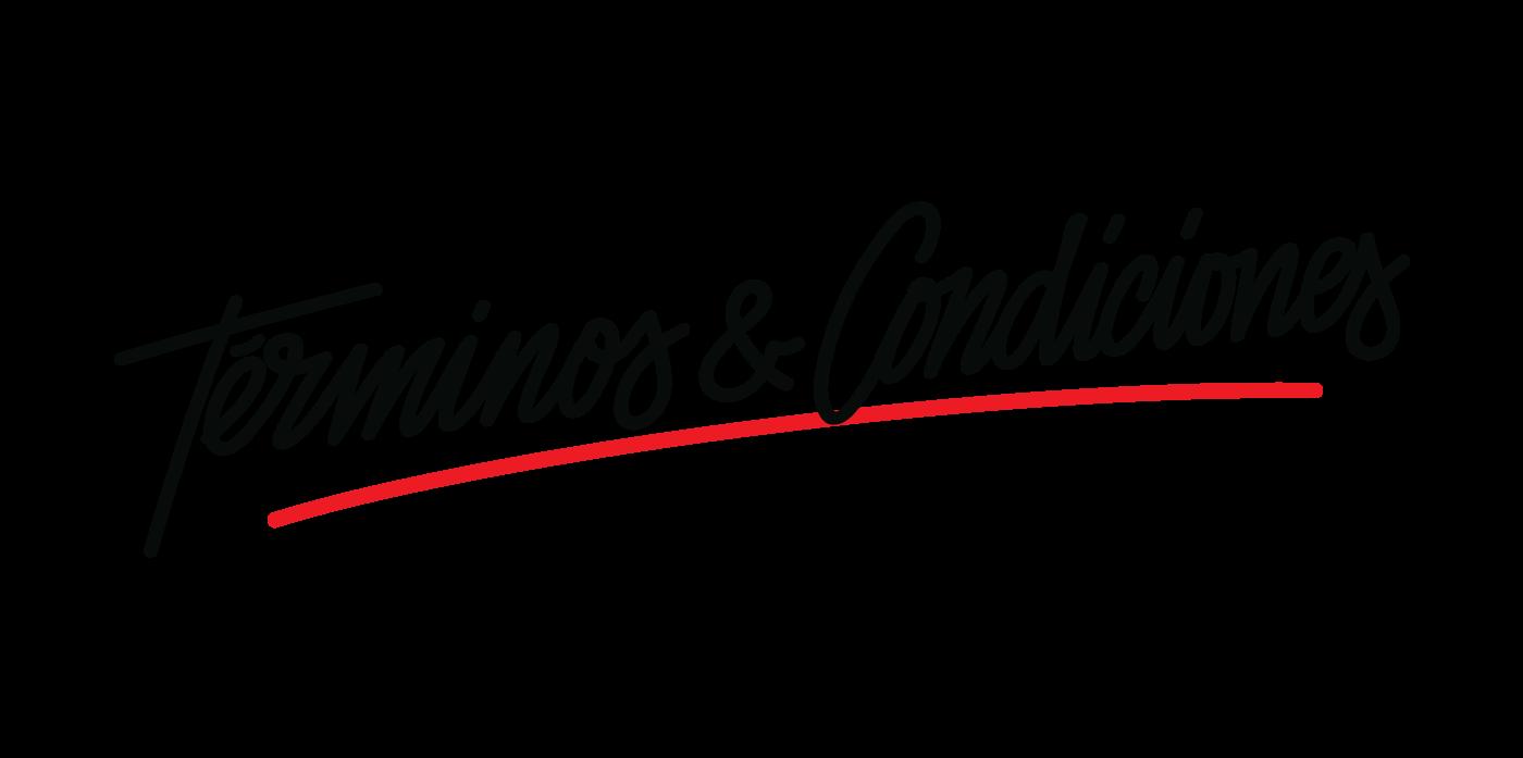 Términos y Condiciones - Órden de Venta